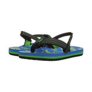 Reef Baby Boy Toddler Sandals Flip Flops 5/6